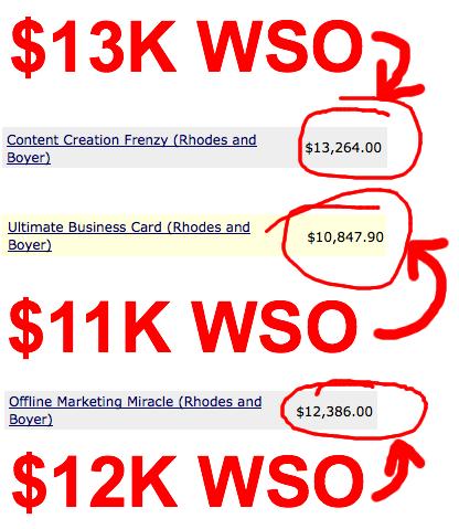 Affiliate Marketing WSO